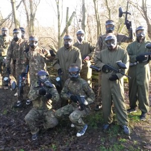 Paintball Kaatsheuvel